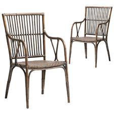 Duke Chair with Cushion (Set of 2)