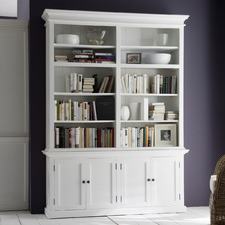 Halifax Hutch Bookcase
