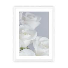 Eternal Love Rose Framed Print
