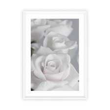 Rose D Amour Framed Print