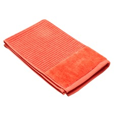 Jenny Mclean Royal Excellency Bath Sheet 600GSM Orange (Set of 2)