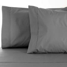 Silver Mclean 400TC Cotton Sheet Set