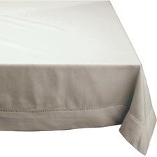Hemstitch Cotton Tablecloth
