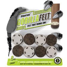 Gorilla Felt Floor Protectors (Set of 8)
