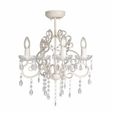 4 Arm Ceiling Chandelier