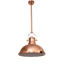 Amani Copper Pendant Light