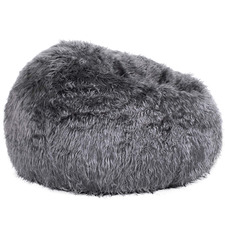 Polo Faux Fur Beanbag Cover