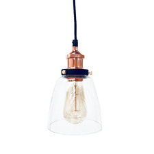Lucy Copper Pendant Light