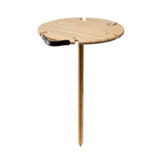 Bamboo Picnic Table