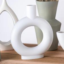 Daisy Ceramic Vase