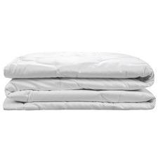 White Winter Cotton Quilt