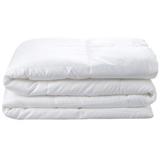 White Winter Ingeo Quilt