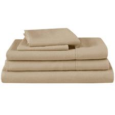 Solid European Flax Linen Sheet Set