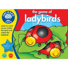 Orchard Toys The Ladybirds Game
