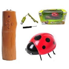 4-Channel Remote Control Lady Bug