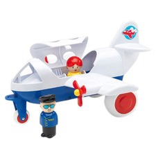 Viking Airline with 2 Figures
