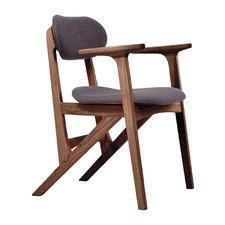 Ballerina Ash Wood Armchair