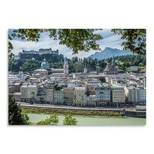 Austria Idyllic Salzburg Print