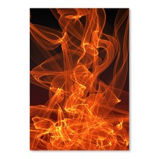 Blaze Away Print