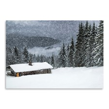 Bavarian Winter's Tale II Print