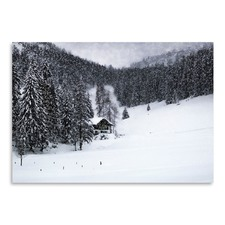 Bavarian Winter's Tale IX Print