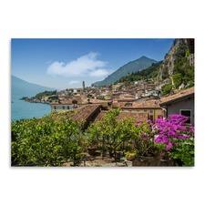 Lake Garda Limone Sul Garda Print