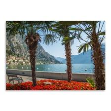 Lake Garda Limone Sul Garda Lakeside Print