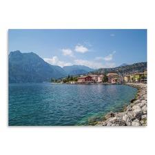 Lake Garda Torbole Lakeside Print