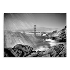 Monochrome San Francisco Baker Beach Print