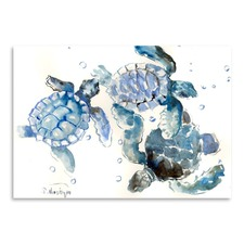 Sea Turtles Print