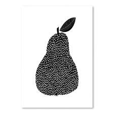 Pear Printed Wall Art
