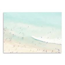 Beach Love 3 Printed Wall Art