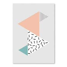 Stripes Printed Wall Art