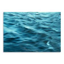 Shades of Blue Printed Wall Art