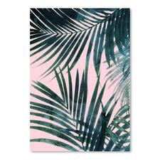 Delicate Jungle Printed Wall Art