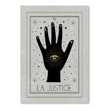 La Justice Printed Wall Art