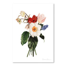 Spring Bouquet Printed Wall Art