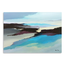 Abstract Landscape 1 Printed Wall Art