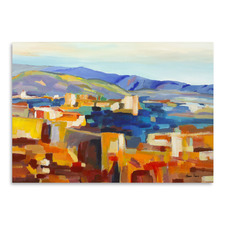 Abstract Landscape 5 Printed Wall Art