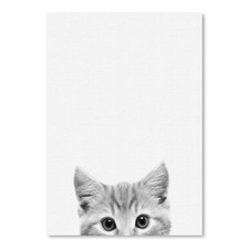 Kitty Printed Wall Art
