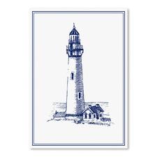 Lighthouse Printed Wall Art