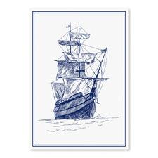 Ship Printed Wall Art