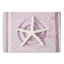 Shabby Sea Star Printed Wall Art