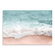Beach Vibes III Printed Wall Art