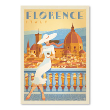 Florence Italy 2 Printed Wall Art