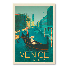 Venice Italy 2 Printed Wall Art