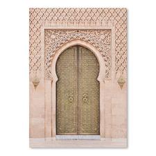 Morocco Printed Wall Art