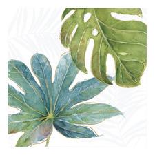 Tropical Blush VII Printed Wall Art