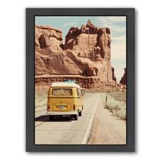 Southwestern Landscape Printed Wall Art