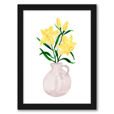 Daffodils Printed Wall Art